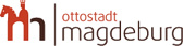 Logo of the Ottostadt Magdeburg