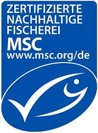 Logo MSC Nachhaltige Fischerei