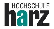 Logo HS Harz