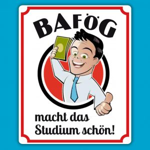 Bafög Plakat 2013