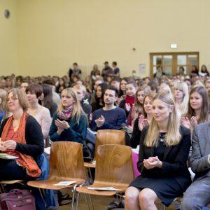 Begruessung_Erstsemesterstudierende_WiSe2014_15_Hochschule Harz