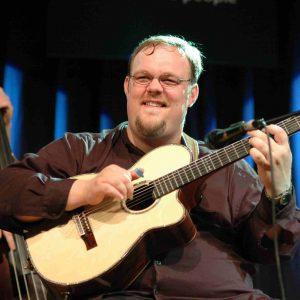 Fingerstyle - Gitarrist Richard Smith