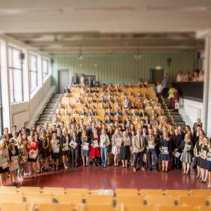 Feierliche Exmatrikulation_Fachbereich Verwaltungswissenschaften_Hochschule Harz