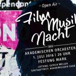 Filmmusiknacht des Akademischen Orchesters
