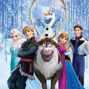 Frozen-bild