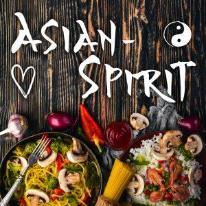 asian - spirit