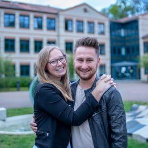 Studententeam Campuslichterfest_Laura Drissen_Max Weber