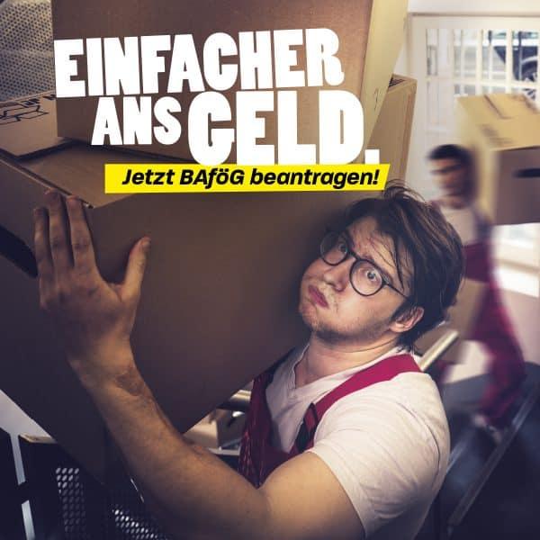 Bafög Magdeburg