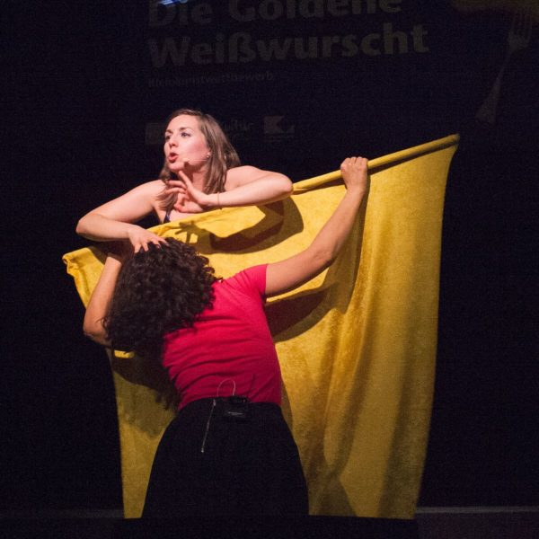 Duo Flüsterzweieck, Ausschnitte aus dem Programm